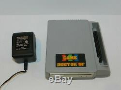 Jeu Doctor Sf Pour Super Nintendo Snes Système Famicom Jeux Copy Bung Sf-d03