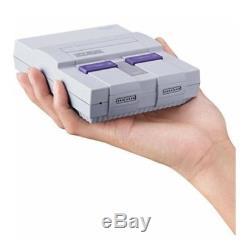 Jeux Snes Classic 7200+ Super Nintendo Classic À Réinitialisation Rapide Et Turbo Mod