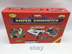 Jeux Vidéo Par Ordinateur Arcade Nintendo Snes Famicom Famiclone Super Nintendo Nib