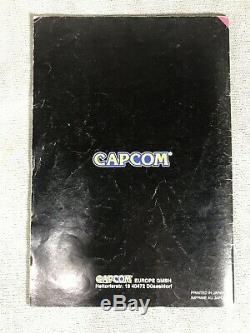 Juego Snes Capitaine Commando Muy Buen Estado Pal Muy Raro- Super Nintendo