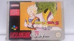 Juego Y Caja Dragon Ball Z Butuoden Super Nintendo Snes Pal Snes
