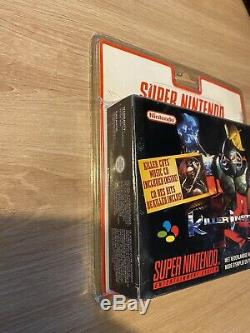 Killer Instinct Super Nintendo Snes Neuf Sous Blister Rigide