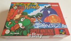 L'île De Yoshi Precintado Pal España, Snes, Super Nintendo