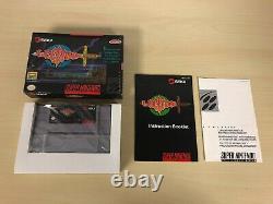 Legend Complete Super Nintendo Cib Snes Seika Original