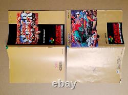 Lot Street Fighter II 2 Snes Super Nintendo Pal Très Bon + / Nm Cib