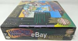 Mario Paint Super Nintendo Snes Toute Nouvelle Usine Sealed