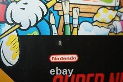 Mario Paint (super Nintendo Snes) Nouveau Sealed First Print, Near-mint, Gorgeous