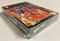 Mega Man 7 Super Nintendo Snes Cib Complet À 100% Sans Être Joué
