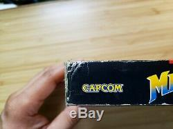 Mega Man 7 VII (super Nintendo 1995) Snes Cart & Box. Jeu Rare! Authentique