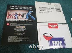 Mega Man 7 (super Nintendo Snes) Cib Complet Avec Magazine + Affiche