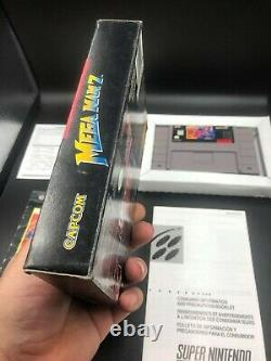 Mega Man 7 (super Nintendo Snes) Complète Cib De Nice