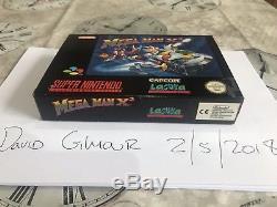 Mega Man X2 Snes / Super Nintendo