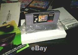 Mega Man X3 Complet Cib Super Nintendo Snes Very Nice Capcom Mmx3 Avec Inserts