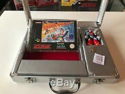 Mega Man X3 Traum Zustand Et Proche Mint Eur Ovp Megaman Snes Super Nintendo