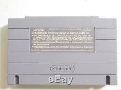 Mega Man X3 (super Nintendo Entertainment System, 1997) Snes Teste Authentique