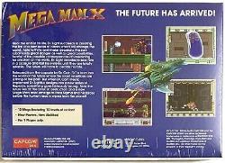 Mega Man X Snes Super Nintendo Iam8bit 30th Anniversary Collector's Edition