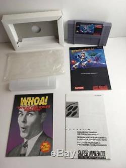 Mega Man X + X2 Für Super Nintendo / Snes Etats-unis En Ovp