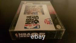 Nba Live 95 Snes Super Nintendo Marque Nouvelle Usine Scellée! Rare
