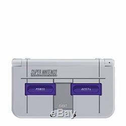 Nintendo 045496-782320 3ds XL Super Nes Edition