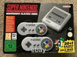 Nintendo Classic Mini Console Super Nintendo Entertainment System Snes V Bonne