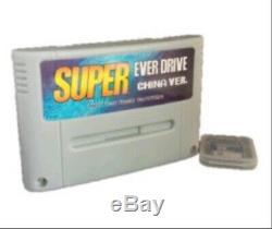Nintendo Snes Super Everdrive! Magasin 1000s De Jeu Rom Et Snes Hacks