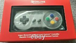 Nintendo Switch Super Nintendo Snes Controller En Ligne Brand Nouveau