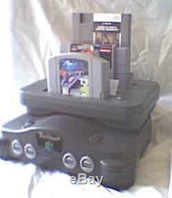 Nouveau Snes Super Nintendo Nes N64 Tri Star Système Tristar Version Anglaise