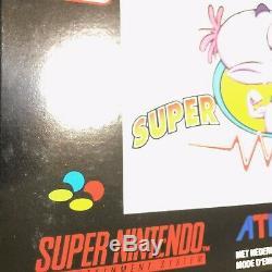 Nouveau Super Widget Snes Fah Français Super Nintendo Super Terminé Famicom Non Ouvert