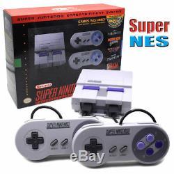 Nouveau Système De Divertissement Snes Mini Console Super Nintendo Classic Edition 512mb