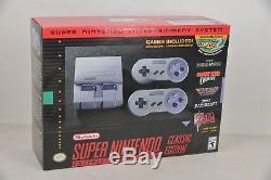 Nouveau Système De Divertissement Super Nintendo Console Famicom Classic Mini Snes (us)