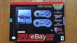Nouveau Système De Divertissement Super Nintendo Super Nes Classic Edition