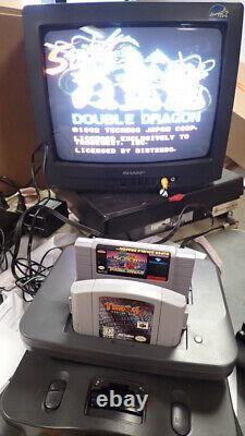 Nouveau Système Snes Super Nintendo Nes N64 Tri Star Tristar Version Anglaise
