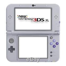 Nouvelle Édition Nintendo 3ds XL Super Nes (comprend Le Jeu De Kart Super Mario)