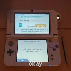 Nouvelle Nintendo 3ds XL Snes Super Nintendo Edition