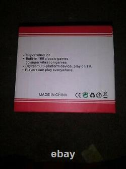 Nouvelle Super Vib Tv Vibration Snes Famicom Nintendo Retro Mini Console De Jeux Vidéo
