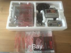 Pack De Console Donkey Kong Country Limited Edition Super Nintendo Snes Rare
