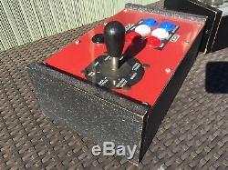 Paire De Baguettes Personnalisées Vintage Heavy Duty Arcade Super Nintendo (snes)