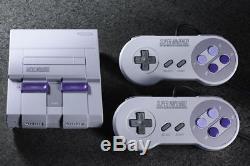 Plus De 250 Jeux Snes Super Nintendo Classic Mini! Toutes Les Couvertures Incluses! Mod