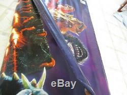 Primal Rage Sega Genesis Super Nintendo Snes Pc Promotionnel Magasin Afficher Bannière