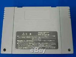 Ranger Ranger R2 Nintendo Snes Super Jeu Vidéo Famicom Sfc Bon État