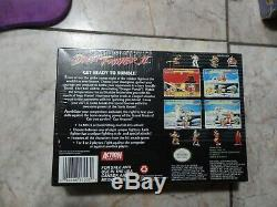 Rue Scellé Fighter II Super Nintendo (snes, 1992)