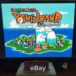 Sd2snes Super Nintendo Snes Famicom Super Nes + Carte Mémoire Sd 8 Go Livraison Gratuite