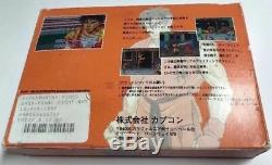 Snes Final Fight Guy (super Nintendo) Complet In Box Rare Rental Exclusive