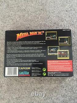 Snes Mega Man X3 Super Nintendo Megaman X3