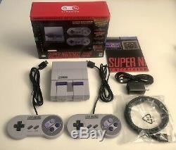 Snes Super Nintendo Classic Mini Super Console De Divertissement Système