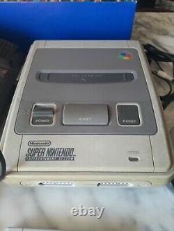 Snes Super Nintendo Entertainment System + Super Wild Card + 134 Giochi