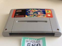 Snes Super Nintendo Super Bombardier Man 3