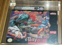 Street Fighter II 2 Super Nintendo Snes New Sealed Près Sf2 Awesome Mint Vga