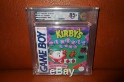 Super Kirbys Flipper Land Nes Nintendo Gameboy Vga Neu Nouveau Pal Scellé / Uk Snes