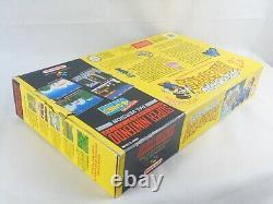 Super Mario All Stars Snes Super Nintendo Console Boxed Complet